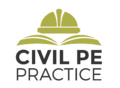 Civil PE Practice Logo